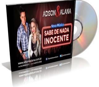 Adson e Alana – Sabe de Nada Inocente