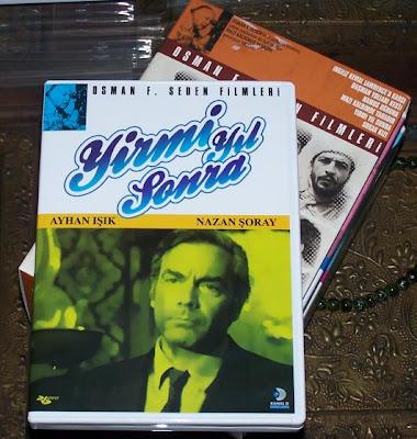 YİRMİ YIL SONRA - DVD