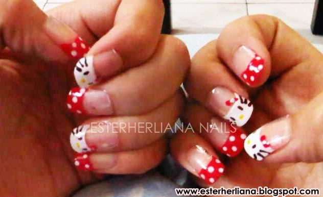 Nail Art Esterherliana