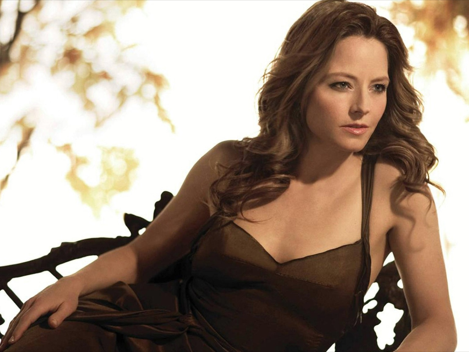 Jodie Foster Profile And Beautiful Latest Hot Wallpaper
