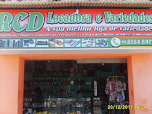 RCD LOCADORA E VARIEDADES - SUA MELHOR LOJA DE VARIEDADES - WHATS - 982084781