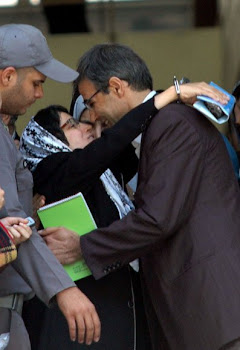 Nasrin Sotoudeh: Love in Handcuffs