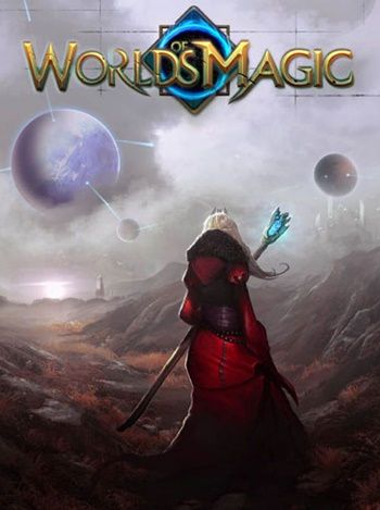 Worlds of Magic PC Full Español