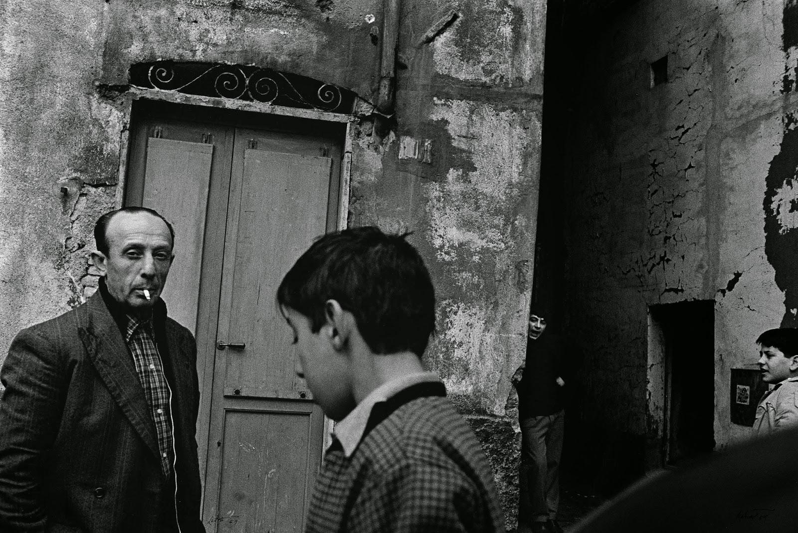 Quartiere Vecchio - Génova 1969