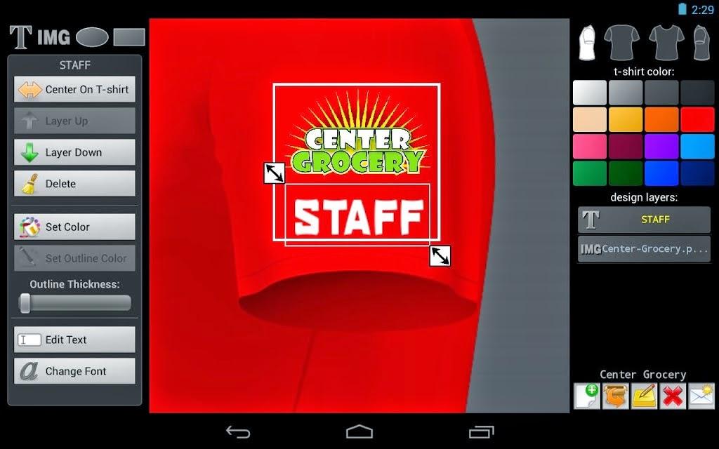 Aplikasi Terbaik Desain Baju di Android