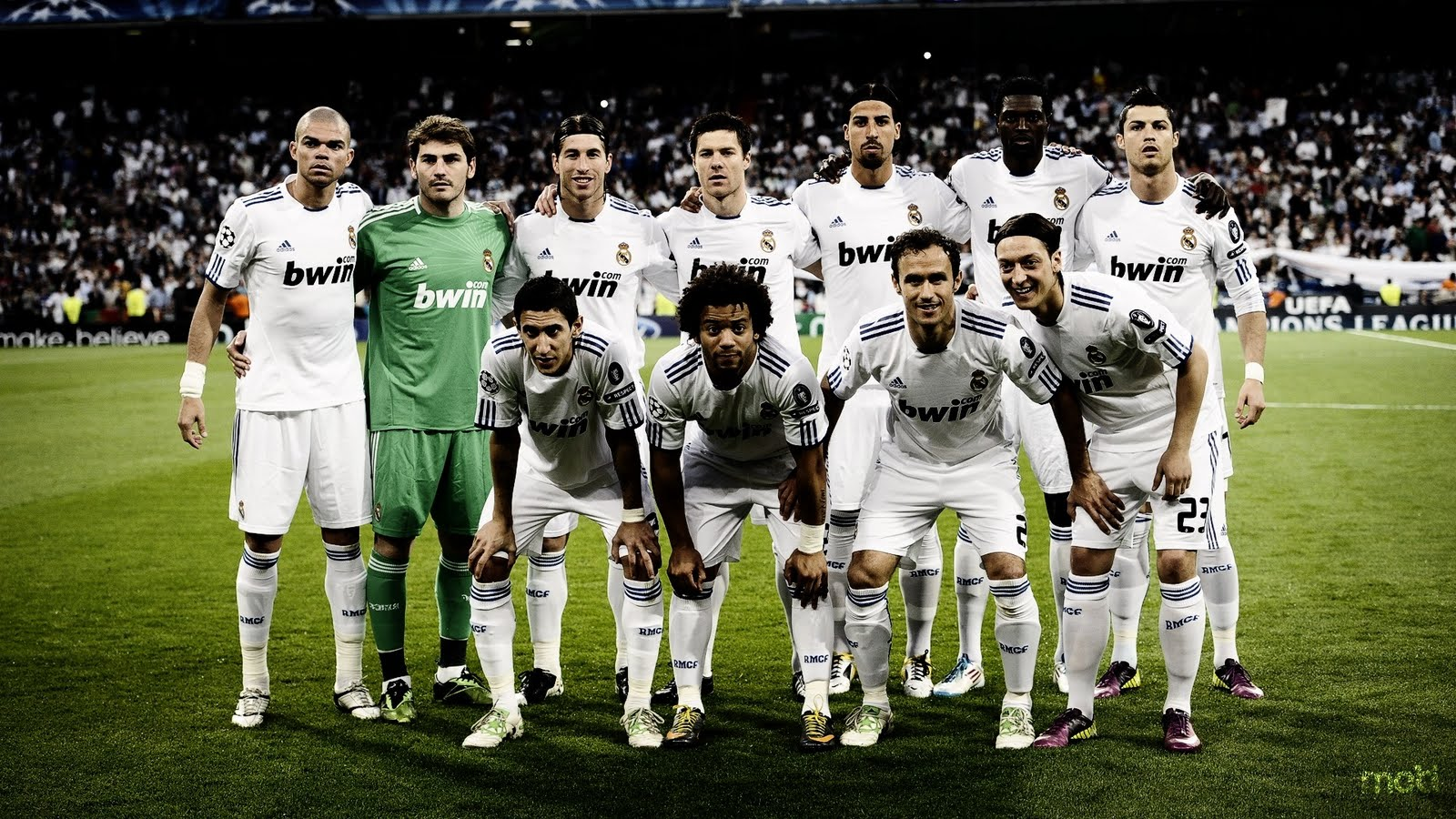 Real Madrid New HD Wallpapers 2013-2014