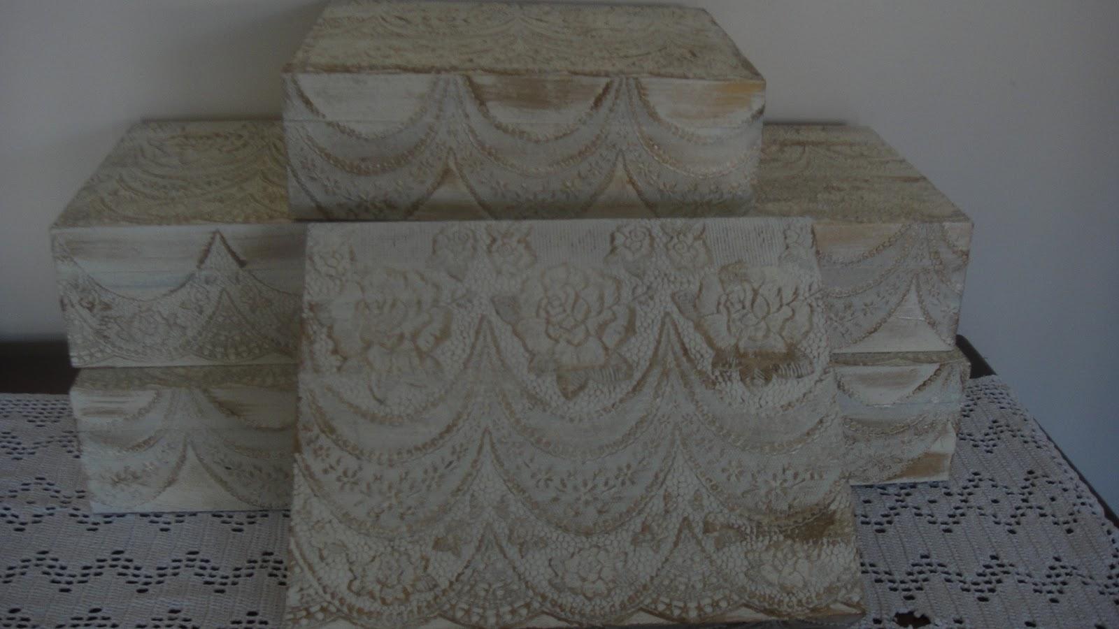 Adesivo De Fogão ~ Artesanatos Goi u00e2nia Mina das Artes Caixas para Lembrança Decoradas em madeira