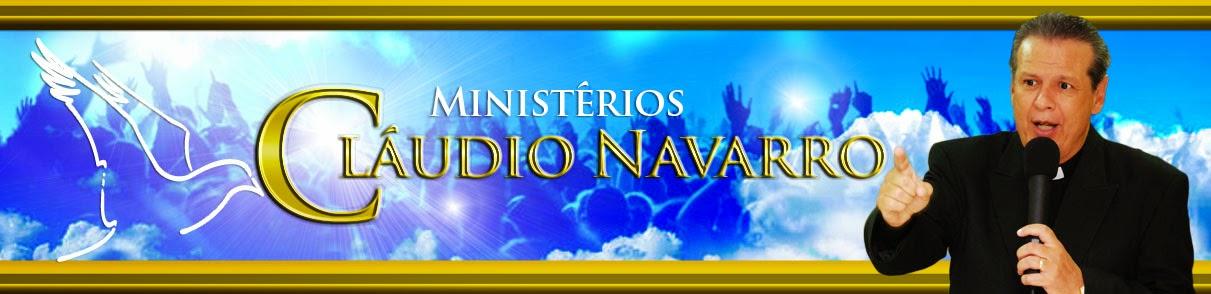 Ministérios Cláudio Navarro