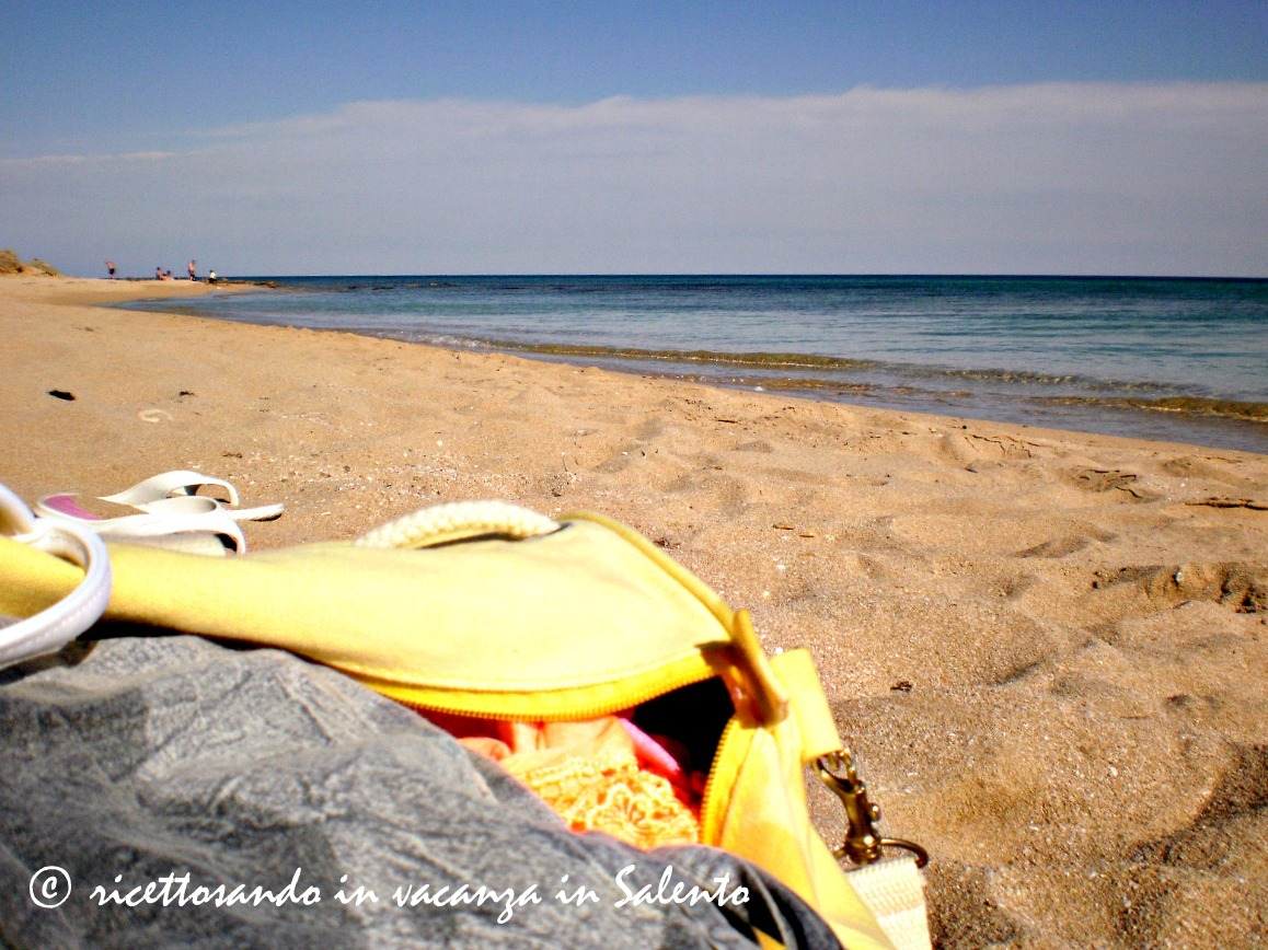 ricettosando in vacanza nel magnifico salento