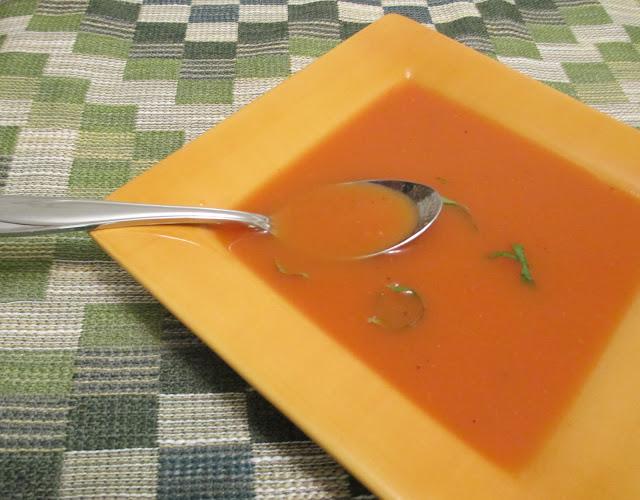 tomato, soup