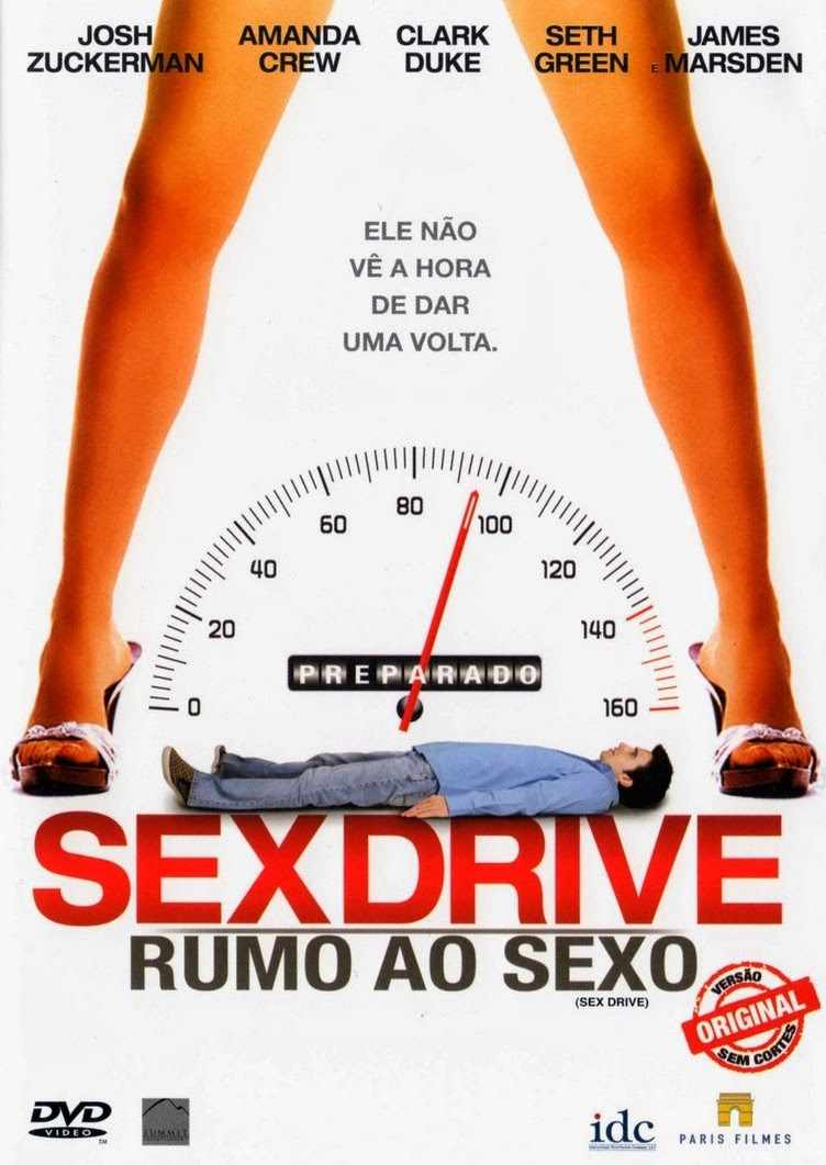 Sex Drive: Rumo ao Sexo – Dublado (2008)