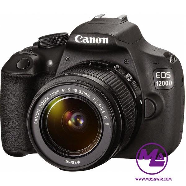 إحتياطات التعامل مع كاميرا كانون 1200D
