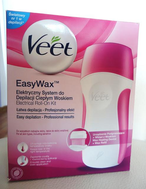 Kilka słów o Veet Easy Wax