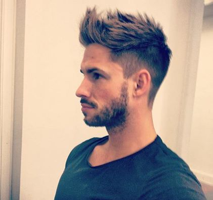 men urban hairstyle