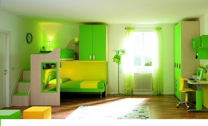 Idee Cameretta Bambini : Cameretta bambini idee decorazioni cool camera da letto completa