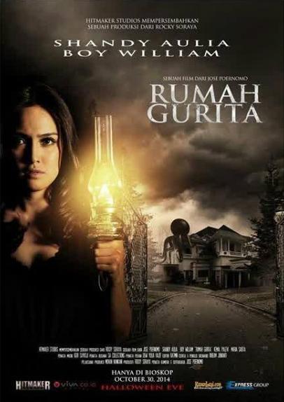 Film Rumah Gurita 2014 Bioskop