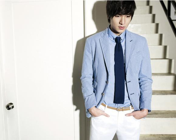 Lee Min Ho Working Fashion