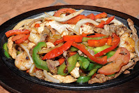 Fajitas and more at Emiliano's