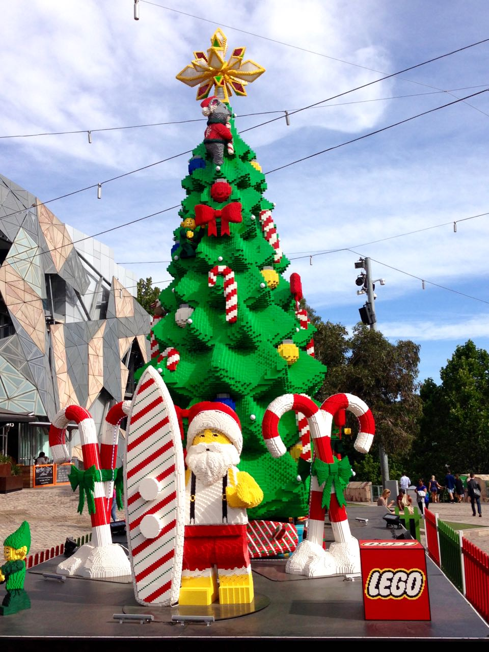 Christmas Decorations Hire Sydney