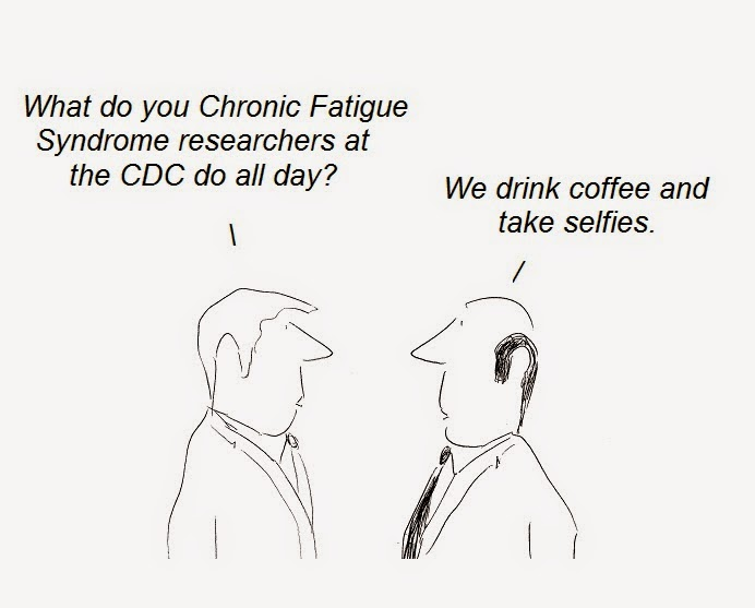 cartoon, cartoons, cdc, chronic fatigue syndrome, cfs, fraud, epidemiology, malpractice