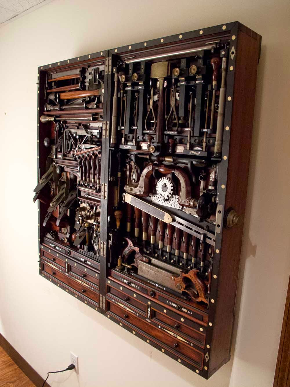 Perfect Wall Hanging Tool Cabinet
