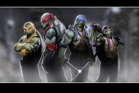 Teenage Mutant Ninja Turtles Cartoon Film