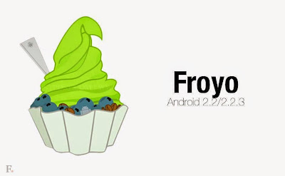 Android 2.2-2.2.3 (Froyo)