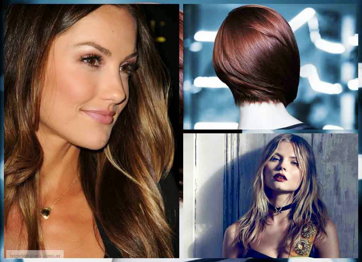 peinados 2014 splashlights iluminacion