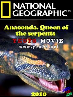 Trăn Nam Mỹ: Chúa Tể Các Loài Trăn Anaconda : Queen of the Serpents