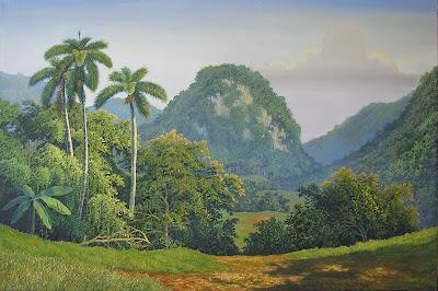 paisaje-al-oleo-con-montañas