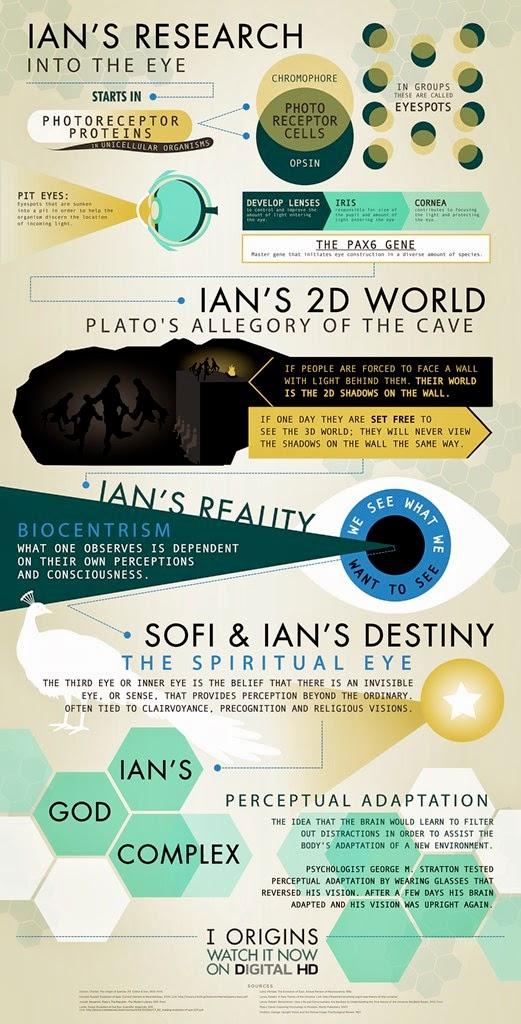 i origins infographic