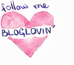 Follow us on Bloglovin :)