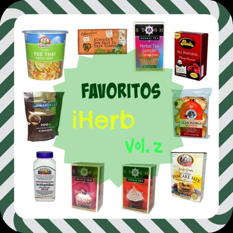 Favoritos iHerb (vol. 2)