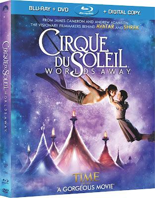 Cirque Du Soleil: Mundos Lejanos (2012) Español Latino BDRip