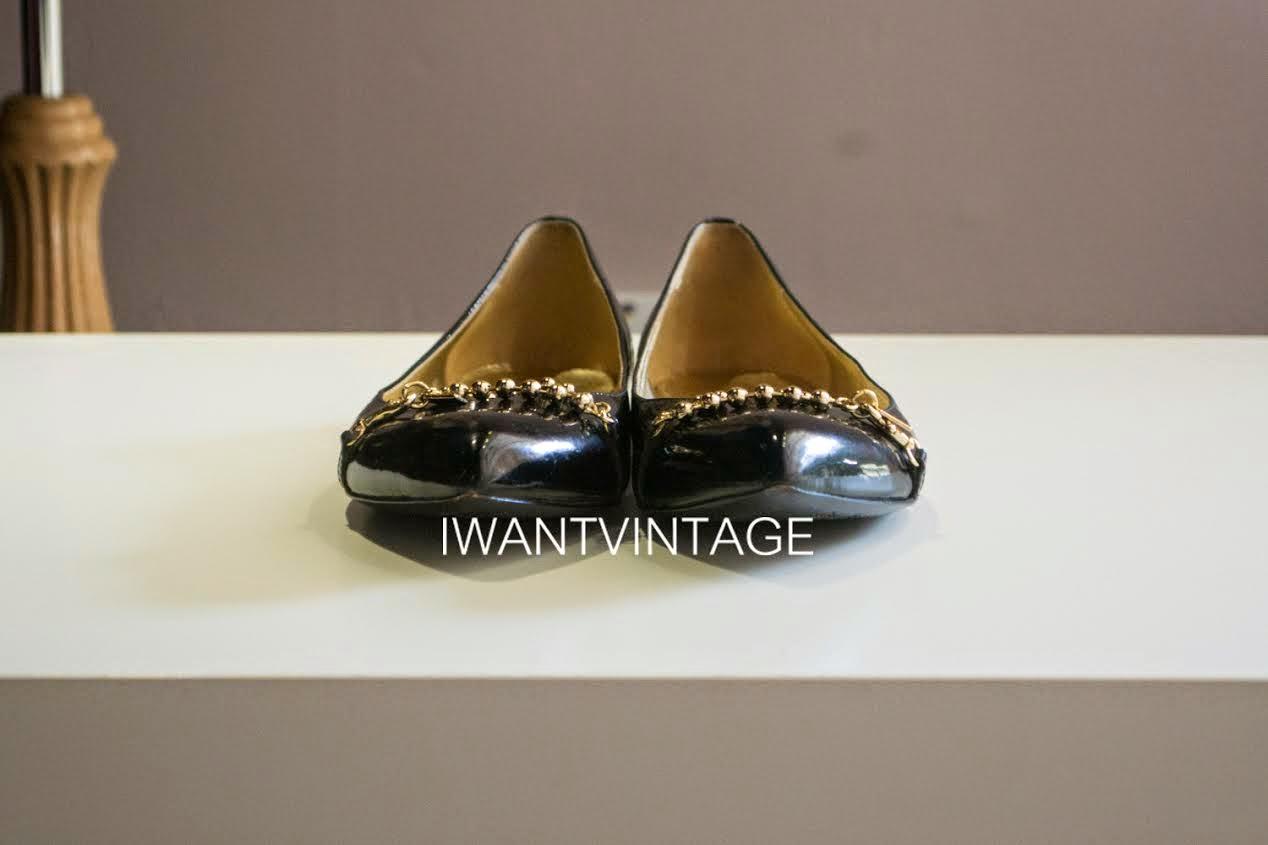 i want vintage vintage designer handbags coach black