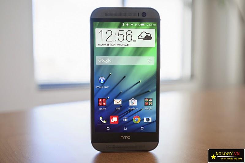 Htc One M8Đánh giá điện thoại  Htc One M8