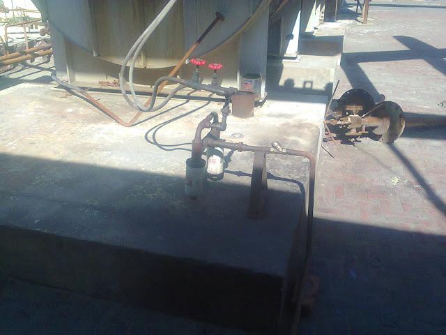 Furnace Diesel burner