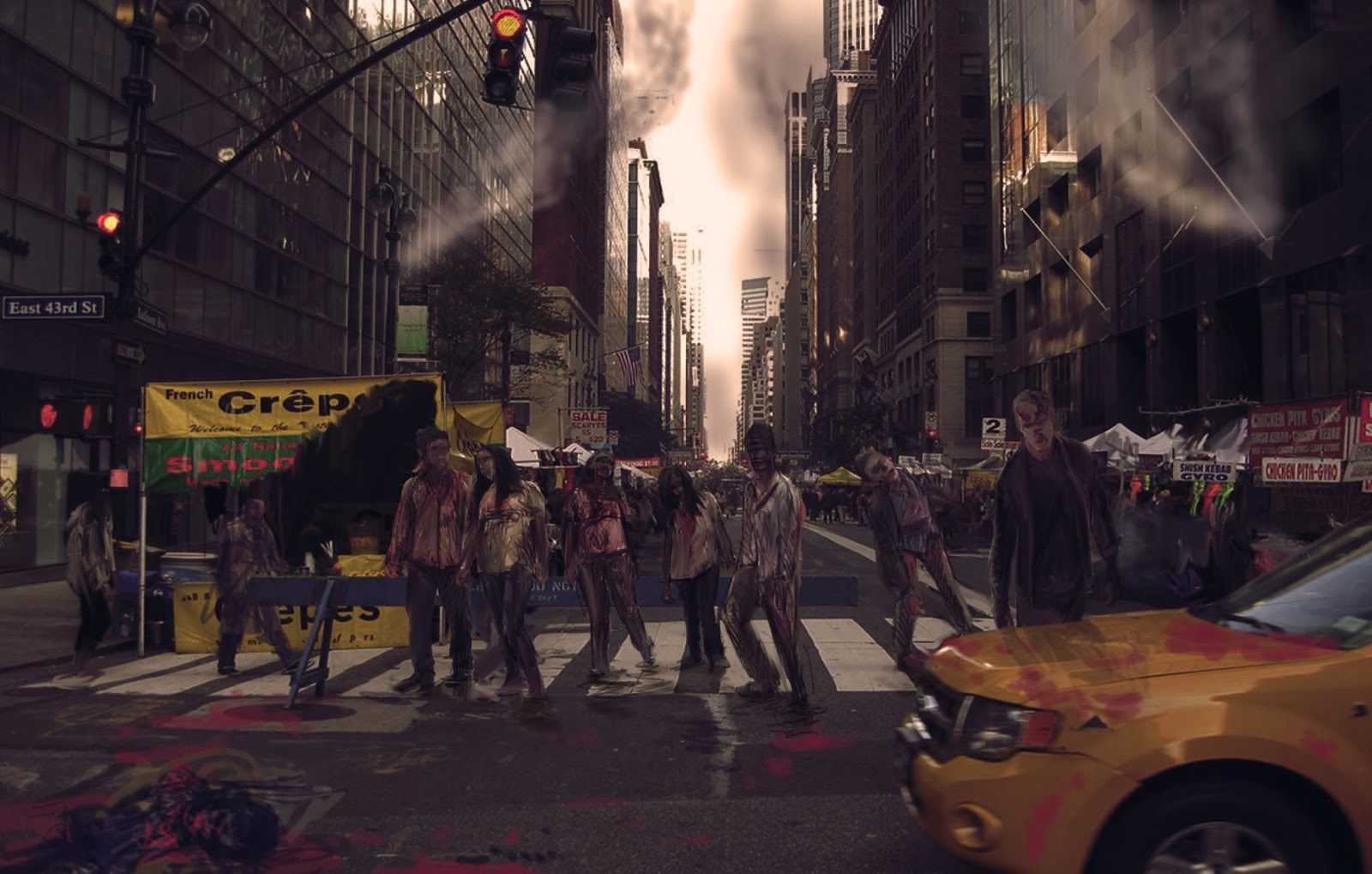 zombie-new-york-the-walking-dead