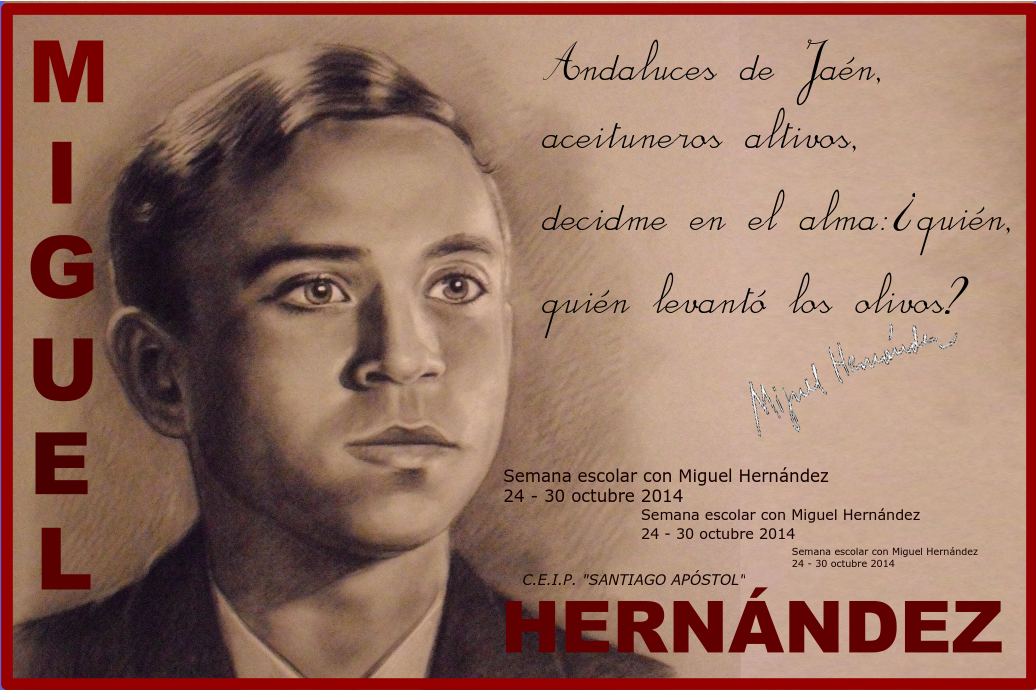 http://www.slideshare.net/santiaguillo2/miguel-hernndez-40744420