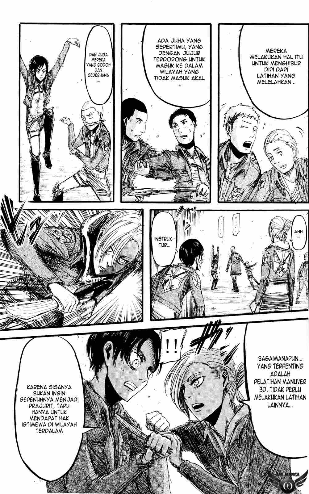 Komik shingeki no kyojin 017 - ilusi dari kekuatan 18 Indonesia shingeki no kyojin 017 - ilusi dari kekuatan Terbaru 19|Baca Manga Komik Indonesia|
