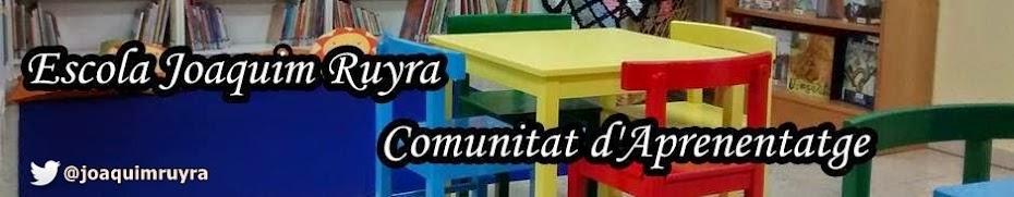 Notícies Escola Joaquim Ruyra