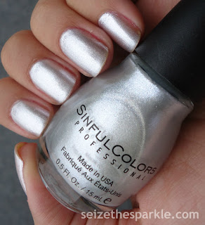 SinfulColors Out of This World