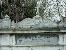 Armenian Cemetery, Istanbul