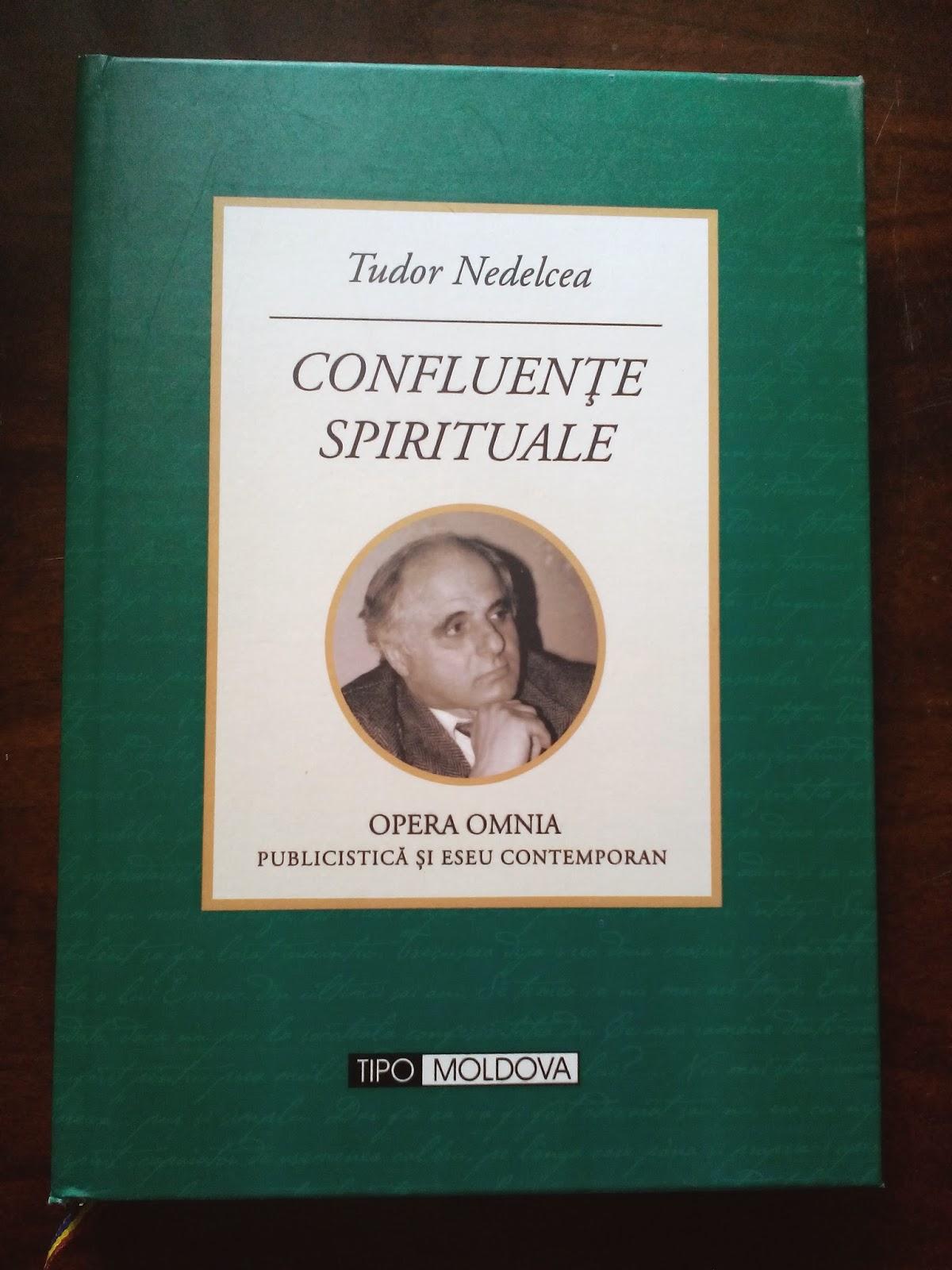 Tudor Nedelcea - Confluente Spirituale