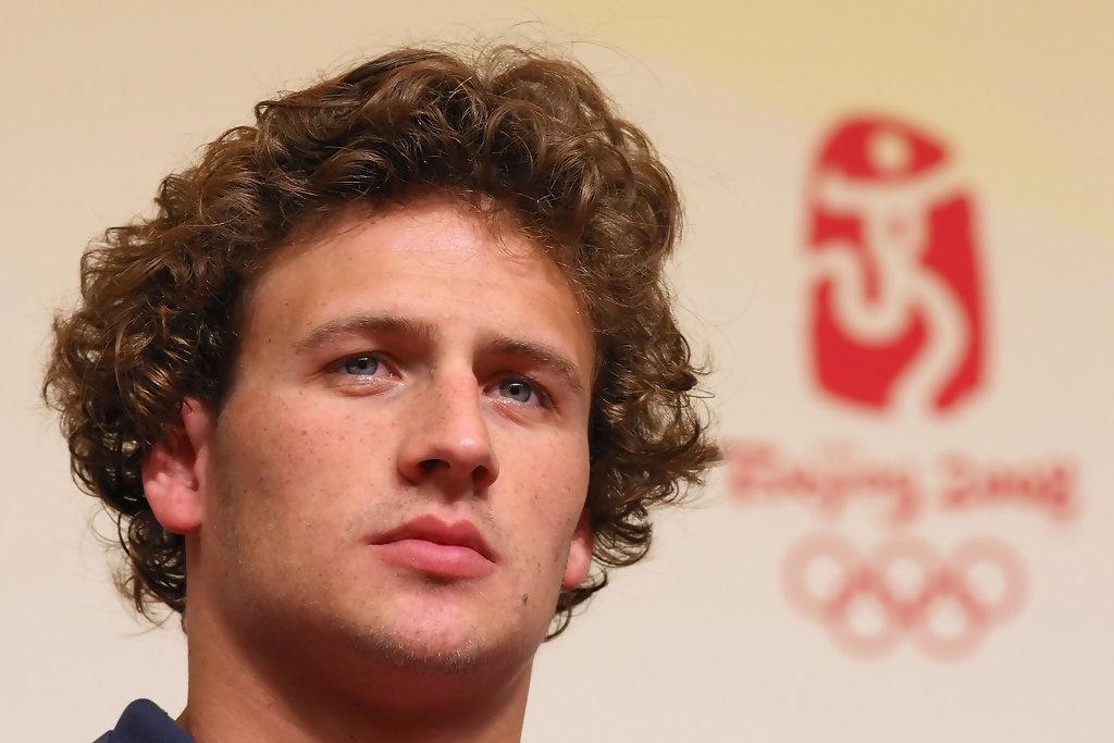Ryan Lochte Conor Dwyer Ryan Lochtes Hairstyles