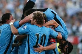 uruguay goleo a estonia