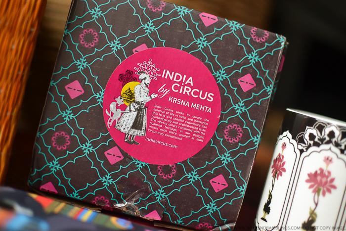 India Circus by Krsna Mehta