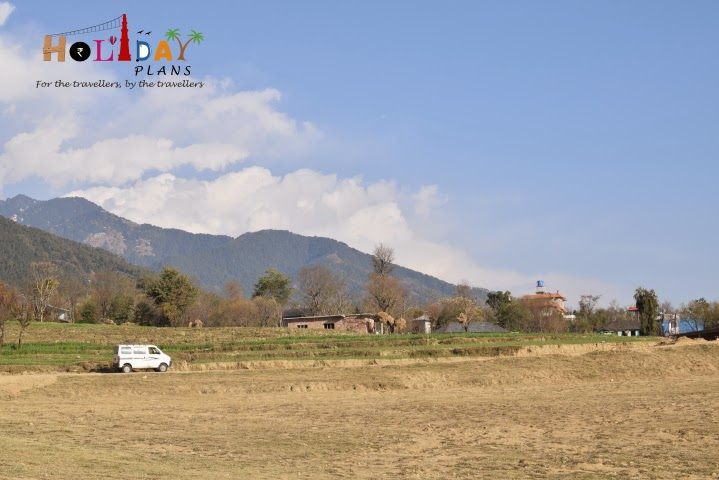 Bir- The Landing site for Paragliding