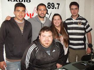 Madrid y Salinas en Cipo Pasión Radio