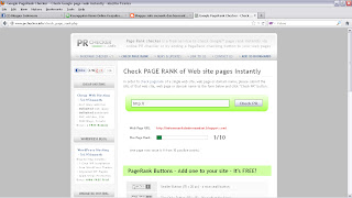 cara mendapatkan google page rank 1